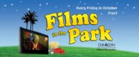 Dunedin Films in the Park