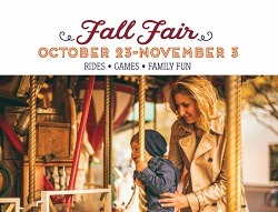 Fall Fair at the Shops at Wiregrass