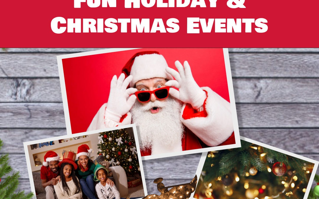 Fun Holiday & Christmas Events for Tampa Bay Area Families