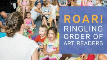 ROAR! Family Story Time at Ringling Museum