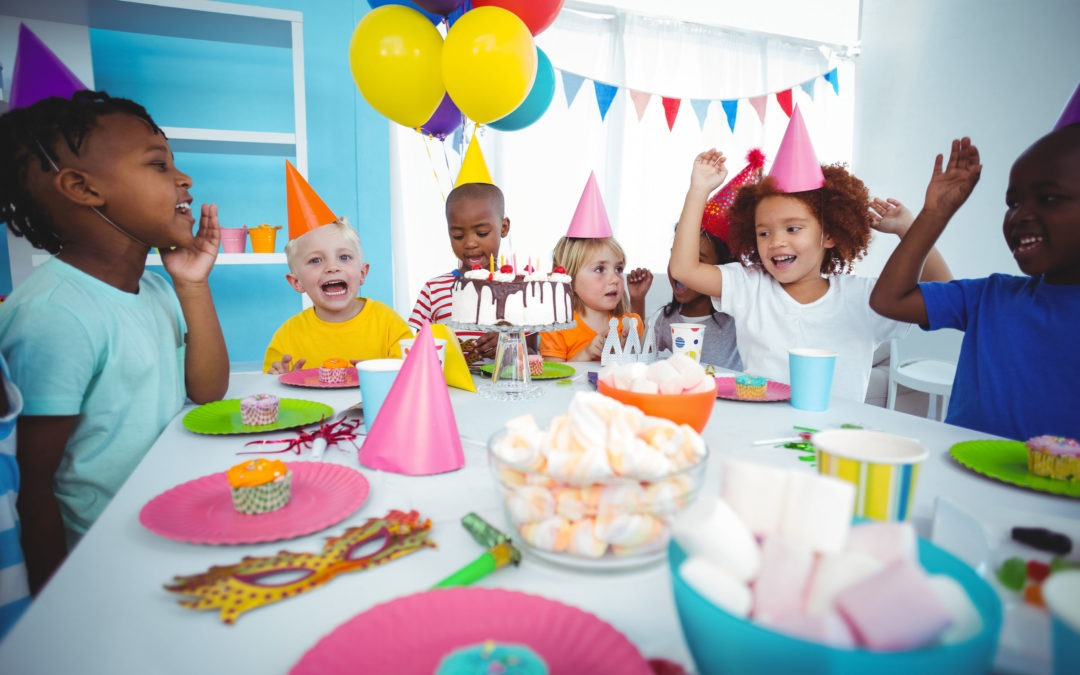 10 of the Best Toddler Birthday Party Venues
