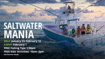 Bass Pro Shops Family Kids Saltwater Mania Event Family Friendly Tampa Bay