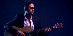 Live & Local – Carlos Peña (Free Straz Center Event)