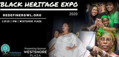 Black Heritage Expo 2020