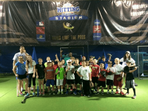 2020 Hitting Academy of Tampa Spring Break Camps