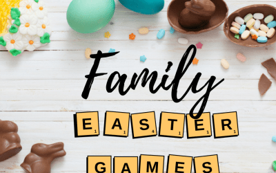10 Family Easter Egg Games that's Fun to do at Home