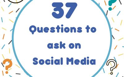 37 Social Media Questions to Ask on Your Page for Social Media Engagement