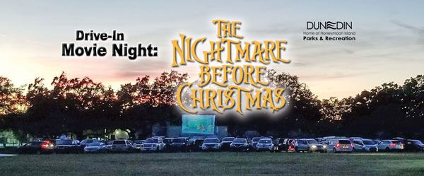Dunedin Christmas 2020 Dunedin Drive in Movie Night  SOLD OUT – Family Friendly Tampa Bay