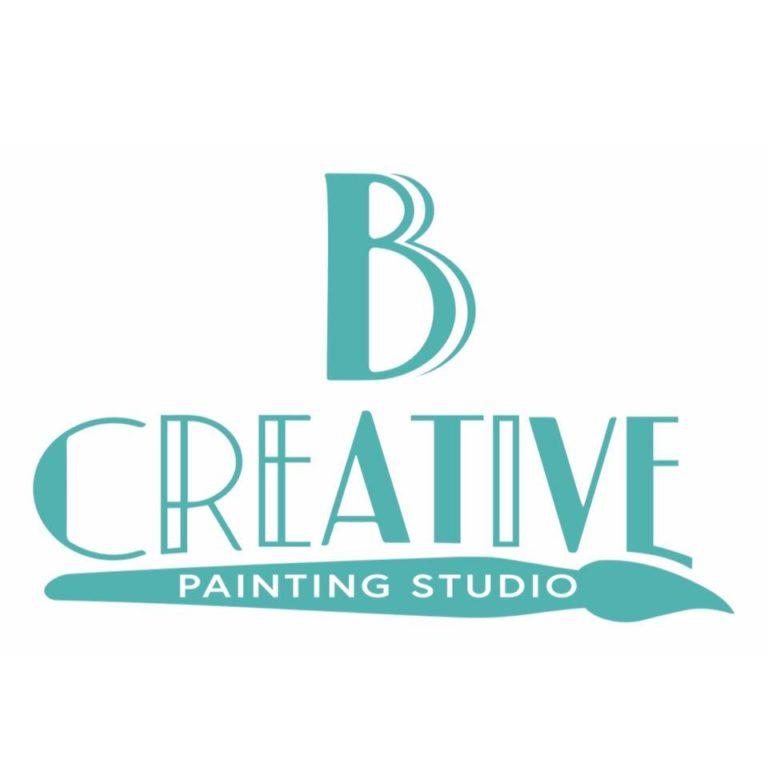 B creative Painting Studio 768x767