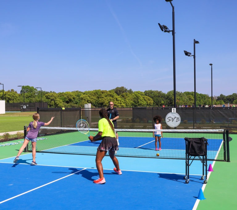 SVB Tennis Summer Camp